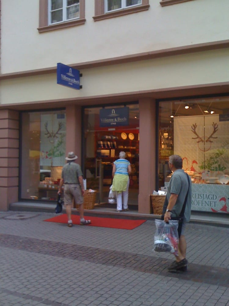 villeroy boch brillebutik og optikere hauptstr 89 heidelberg baden w rttemberg. Black Bedroom Furniture Sets. Home Design Ideas