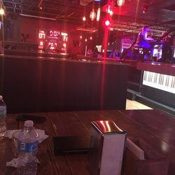 Red piano bar okc