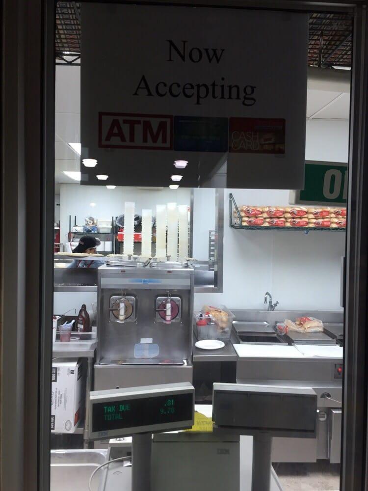 Costco In Burbank Food Court