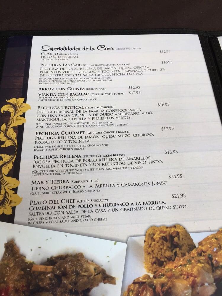 Restaurante Las Garzas: Carr. 123 Km 36.6 Int 522 Km. 0.2, Utuado, PR