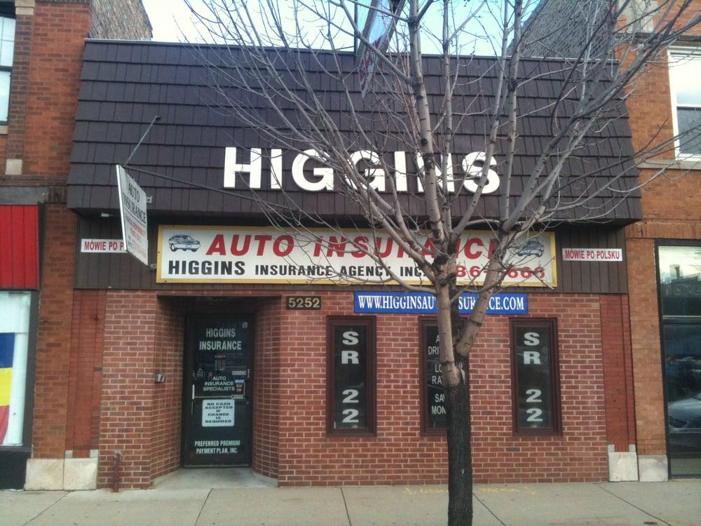 Higgins Insurance Agency Insurance 5252 W Irving Park Rd