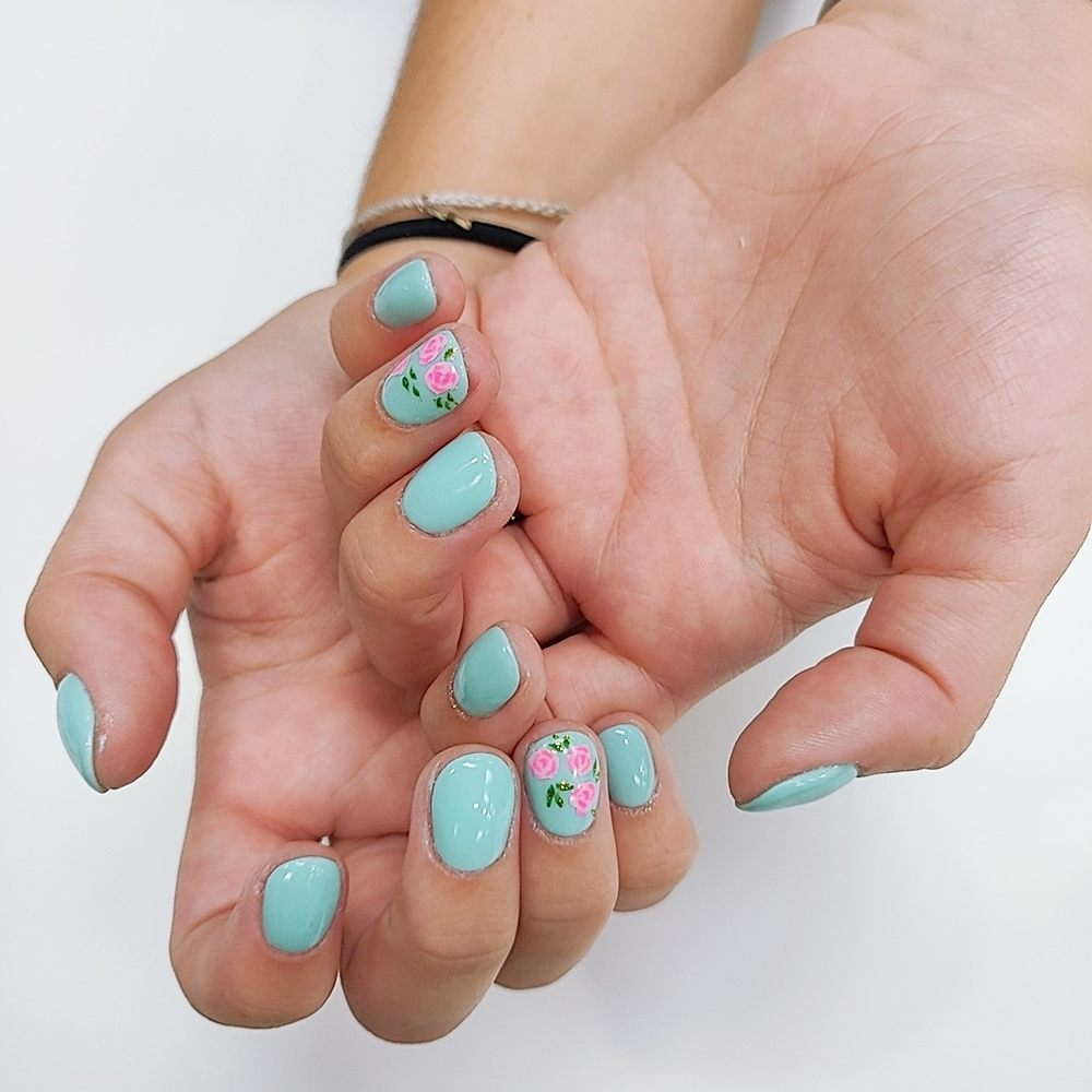 Polished Nail Lounge: 583 Chickering Rd, North Andover, MA