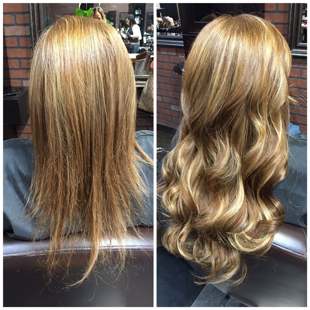 18'' Extensions Added For Fullness And Length