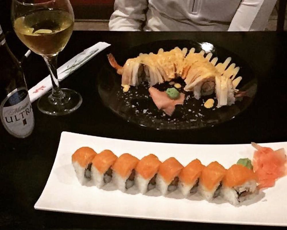 Food from Tokyo Japanese Steakhouse and Sushi Bar
