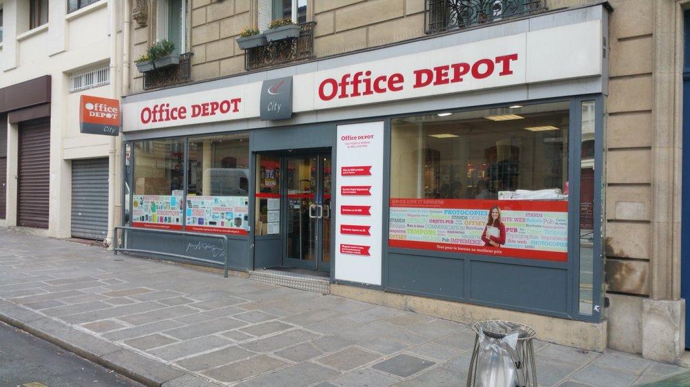 Office depot office equipment 97 rue monge 5ème paris france