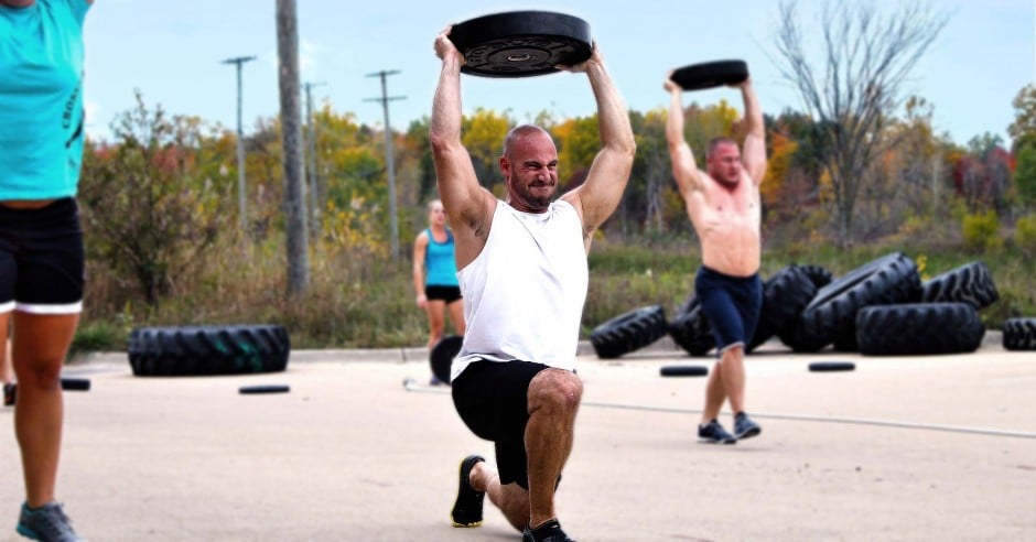 CrossFit Macomb: 56329 Precision Dr, Chesterfield, MI