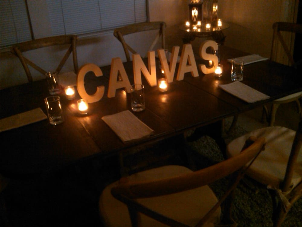 Canvas Underground Dining