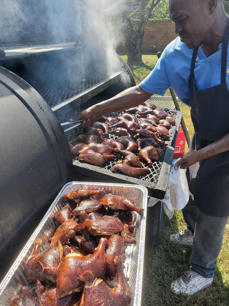 Baker Bros. BBQ: 215 W Main St, Jackson, TN