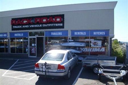 Rack N Road Car Racks & Trailer Hitch Superstores: 11635 NE 8th St, Bellevue, WA
