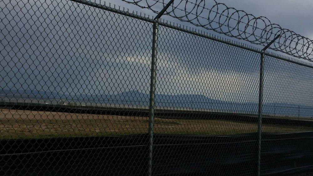 Sunport Aircraft Viewing Area