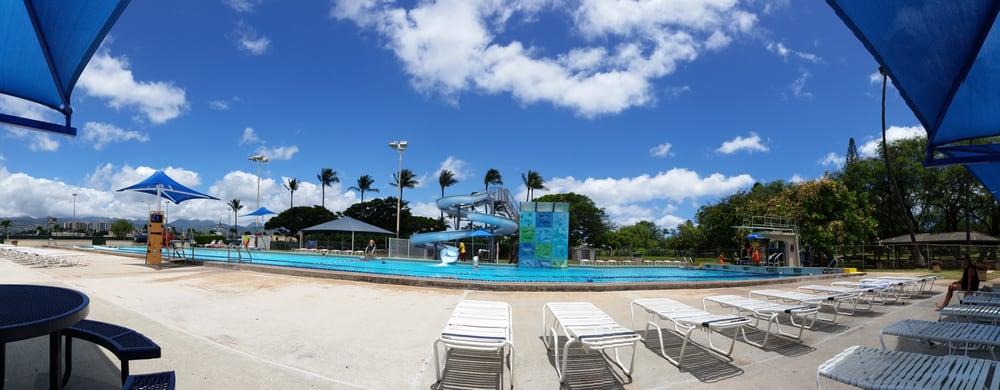 Scott S Pool 12 Photos 14 Reviews Swimming Pools 218 222 Pearl Harbor Blvd Honolulu Hi