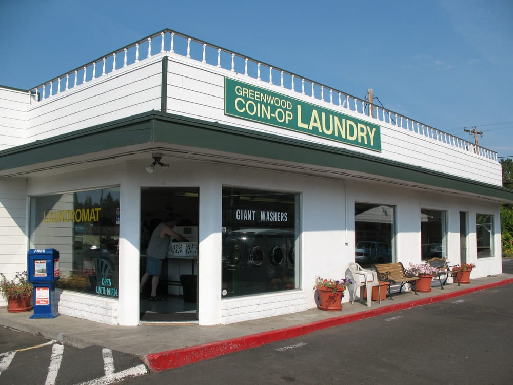 coin up laundry