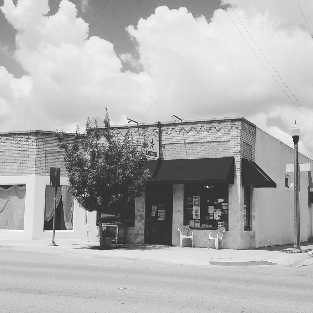 Front Street Books: 121 E Holland Ave, Alpine, TX