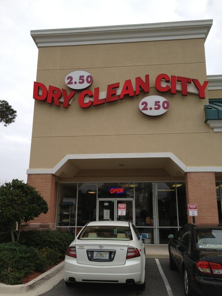 Dry Clean City: 3535 US Hwy 17 S, Orange Park, FL