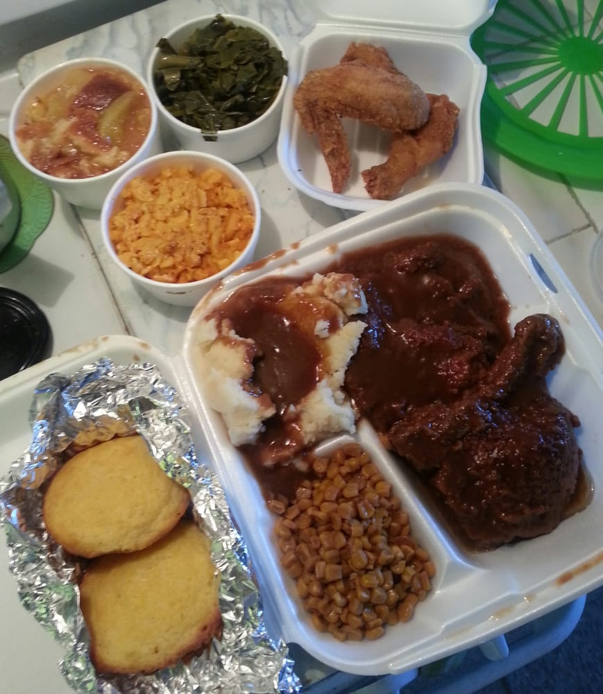 Mama's Soul Food Restaurant - Southern Soul Food ...