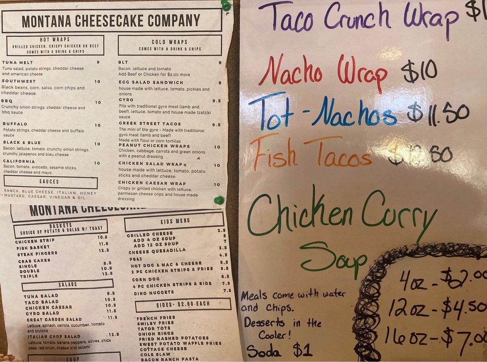 Montana Cheesecake: 319 W Main St, Lewistown, MT