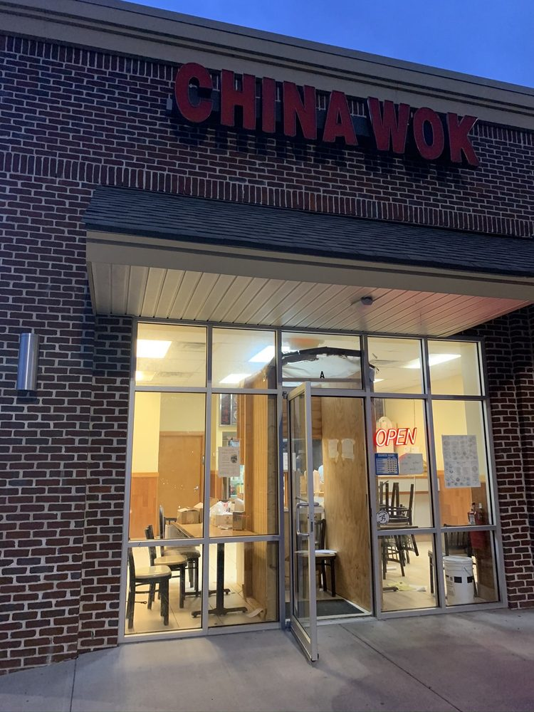 China Wok: 1 Jacksonville Rd, Crisfield, MD