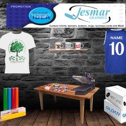 db46cdd6c7 Jesmar Graphics - Screen Printing T-Shirt Printing - 8486 Tyco Rd ...