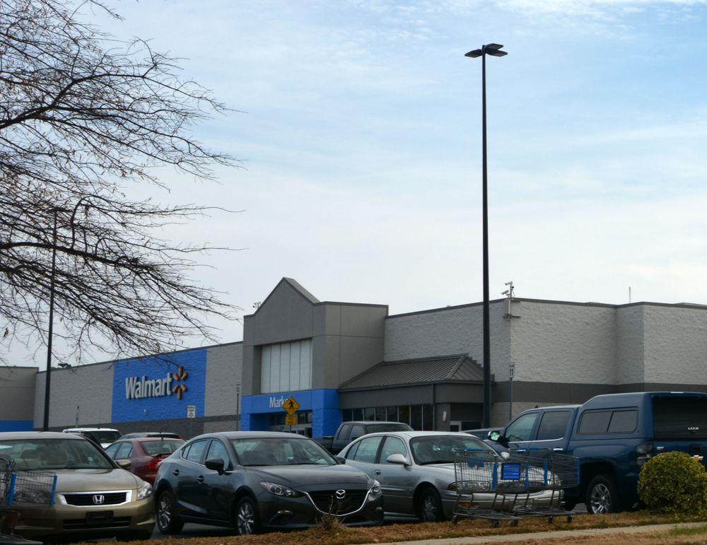 Walmart Supercenter: 781 Leonard Ave, Albemarle, NC