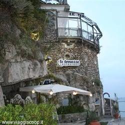 Le Terrazze - Italian - Via Grotte dell\'Incanto 51, Positano ...