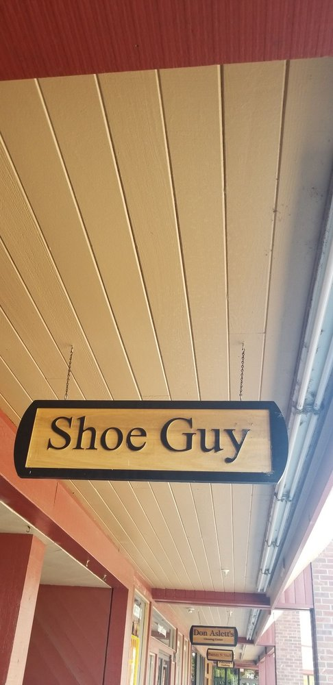 The Shoe Guy: 7109 Overland Rd, Boise, ID