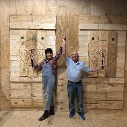 Civil Axe Throwing - 2620 Clinton Ave W, Huntsville, AL