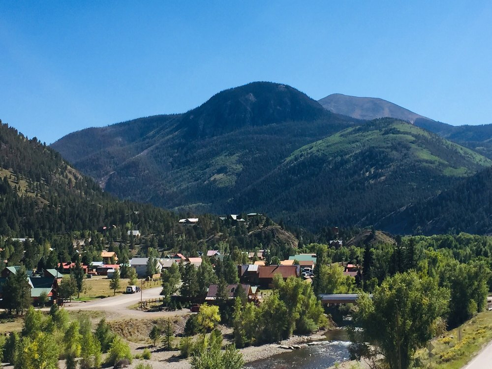 The North Face Lodge: 1223 N State Hwy 149, Lake City, CO
