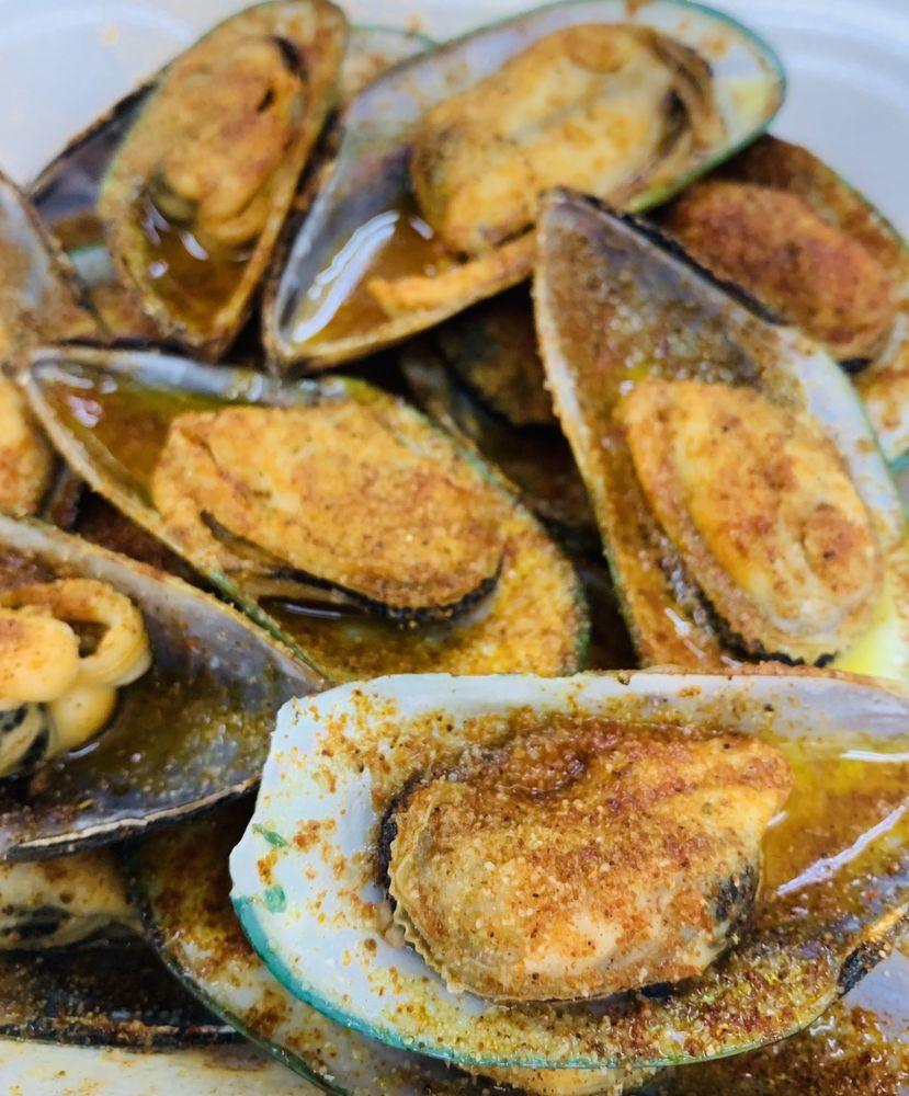 Cajun Seafood: 1353 Brockett Rd, Clarkston, GA