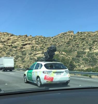 405 / 118 Freeway Interchange Los Angeles, CA Department Of Motor