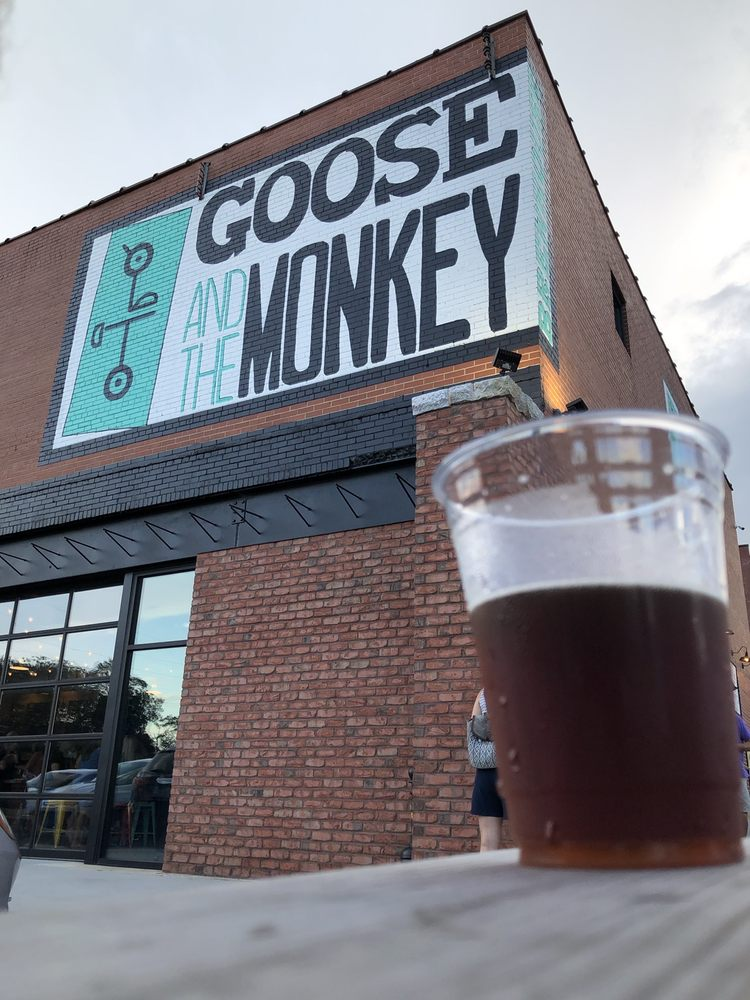 Goose and The Monkey: 401 S Railroad St, Lexington, NC