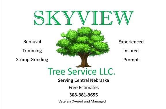 Skyview Tree Service: 526 E Bismark Rd, Grand Island, NE