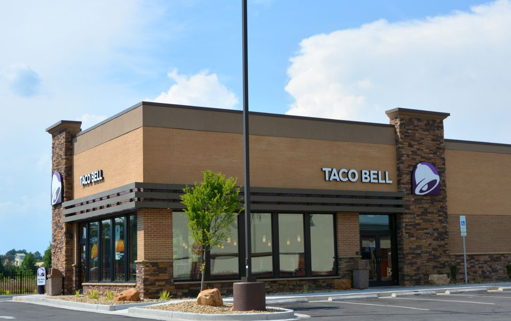 Taco Bell: 126 NC-801, Bermuda Run, NC