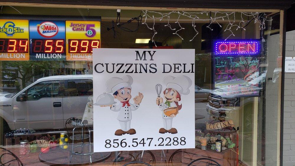 My Cuzzins Deli: 15 W Merchant St, Audubon, NJ