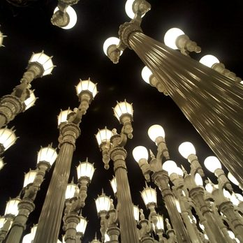 Urban Light at LACMA 1529 s & 378 Reviews Museums