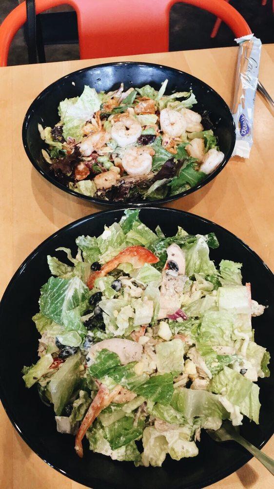 ZAZA Fine Salad + Wood-Oven Pizza: 1050 Ellis Ave, Conway, AR