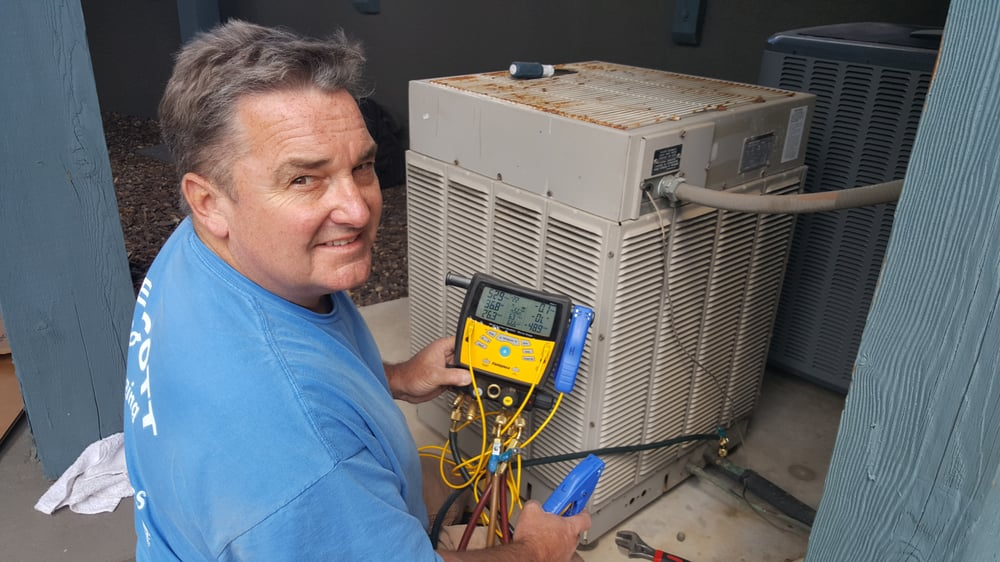 Prescott Air Conditioning & Heating Repair: Prescott, AZ