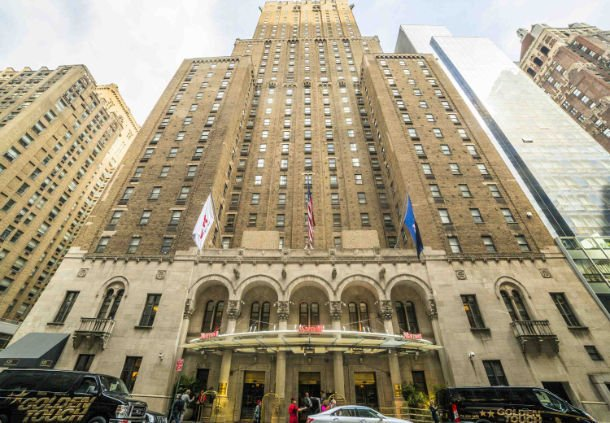 Restaurants Near East Side Marriott New York
