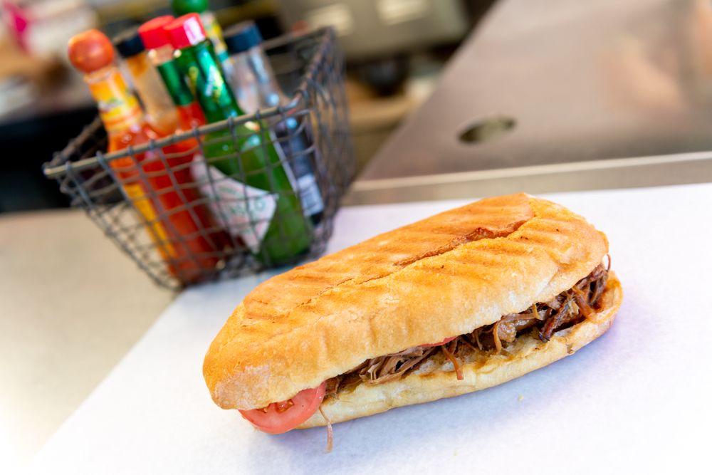The Sandwich Shop: 658A Grand St, Brooklyn, NY