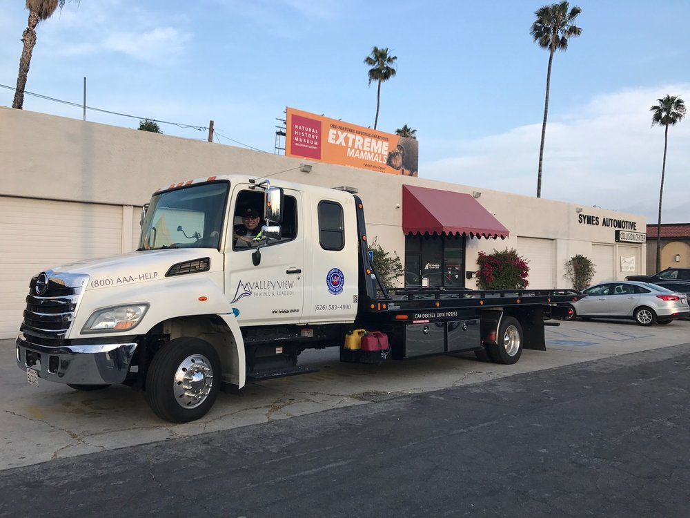 Towing business in Temple City, CA