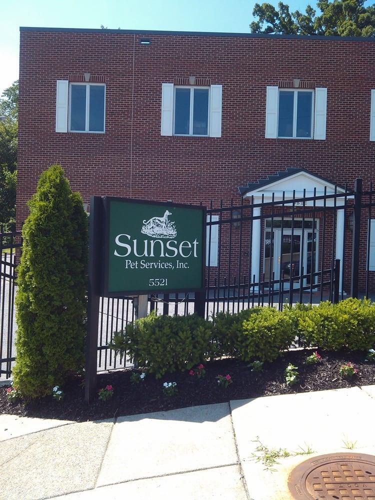 sunset pet services   27 reviews   pet services   5521