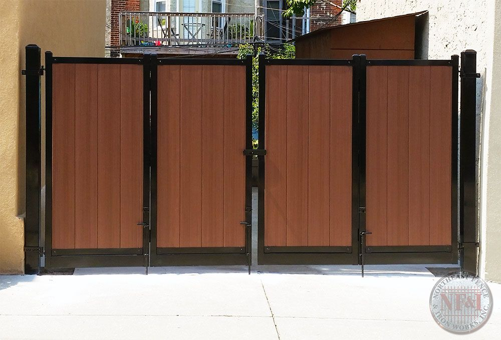 Deon Series Double Gate Our Custom Designed Product Of