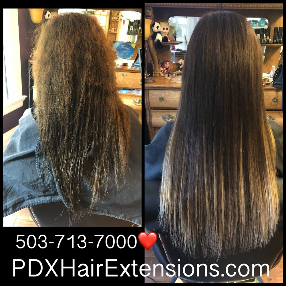 Pdx Hair Extensions 267 Photos 14 Reviews Hair Extensions