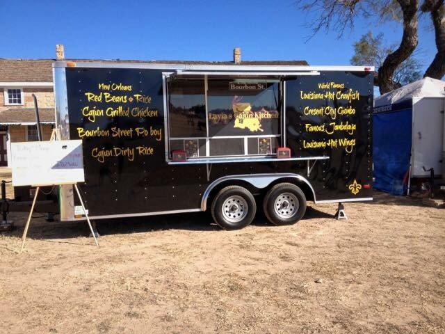 Layla's Cajun Kitchen: San Angelo, TX