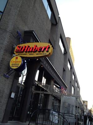 Rotisserie St Hubert