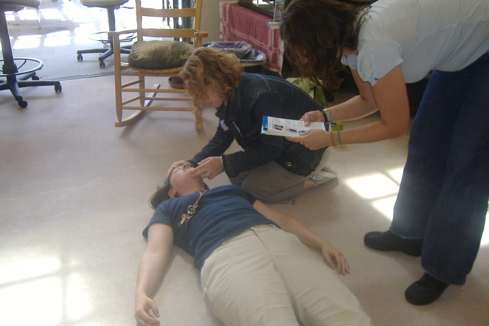LifeSavers CPR - First Aid Training: 331 Laguna Vista, Alameda, CA
