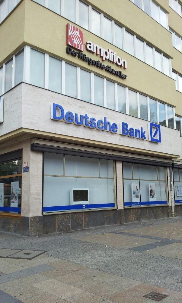 deutsche bank chiuso banche istituti di credito tauentzienstr 1 sch neberg berlino. Black Bedroom Furniture Sets. Home Design Ideas
