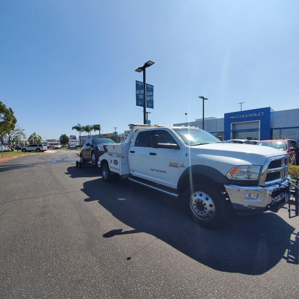 Towing business in West Puente Valley, CA