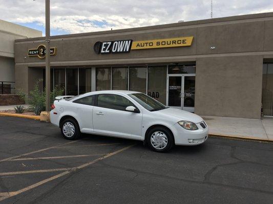 Ez Own Auto Source 1723 N Scottsdale Rd Az