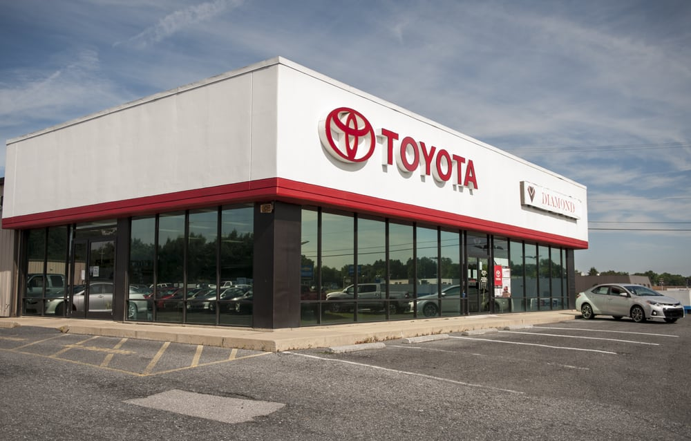 Bennett Toyota Of Lebanon Toyota Dealer Used Cars Lebanon Pa >> Bennett Toyota Of Lebanon Car Dealers 1509 Quentin Rd