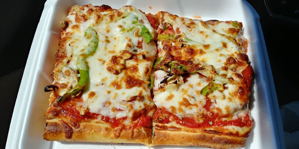 Garcia's Pizza In A Pan: 313 N Mattis Ave, Champaign, IL